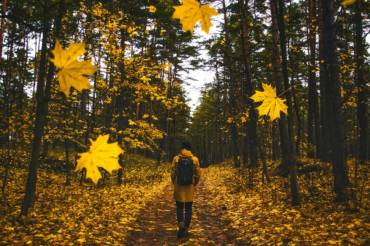 Un buon proposito per l'anno nuovo: camminare consapevolmente