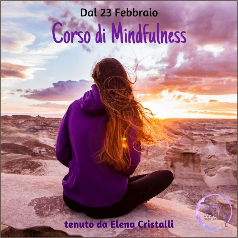 "Corso ""Mindfulness and Compassion"""