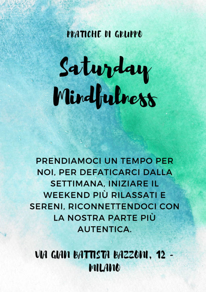 Saturday mindfulness – Skype!